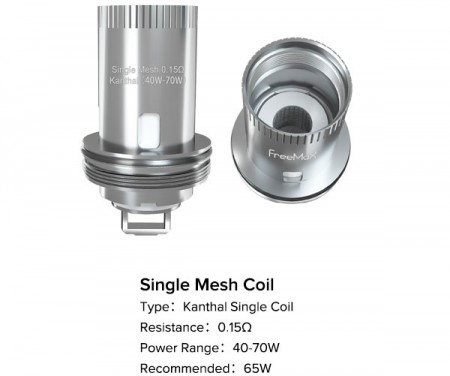 Freemax M Pro Single Mesh