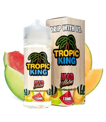 Tropic King Mad Melon (120ml shortfill)