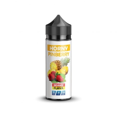Horny Flava Horny Pinberry 120ml