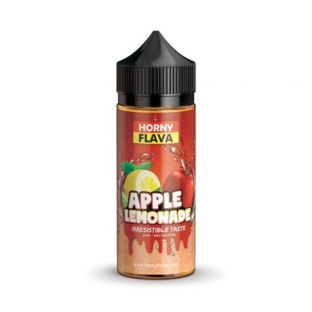Horny Flava Apple Lemonade 120ml