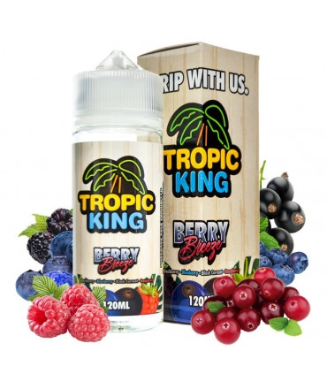 Tropic King Berry Breeze (120ml shortfill)