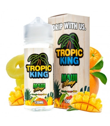 Tropic King Maui Mango (120ml shortfill)